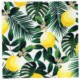 Servetten palm lemon Tropical (20st) Talking Tables