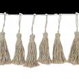 Tasselslinger katoen goud (3m) Delight Department