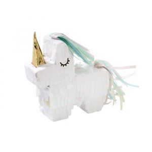 We Heart Unicorns mini pinata Talking Tables