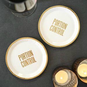 Glitterati canapé bordjes (12st) Talking Tables