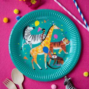 Bordjes Party Animals (8st) Talking Tables
