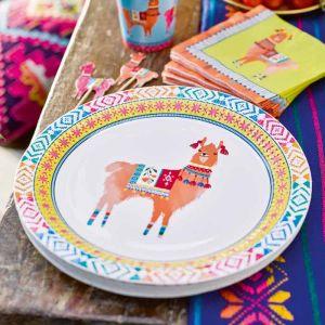 Lama bordjes Boho (8st) Talking Tables