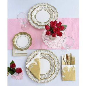 Borden Party Porcelain (8st) Talking Tables