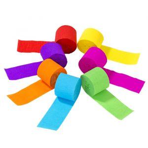Regenboog streamers (7 kleuren) Talking Tables