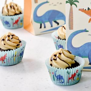 Cupcake cases Party Dinosaurs (30st) Talking Tables