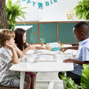 Dinosaurus domino-spel Talking Tables