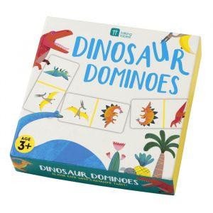 Dinosaurus domino-spel Talking Tables