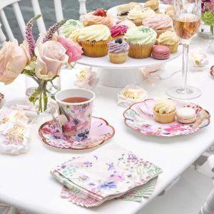 Gebaksservetten Blossom Girls (20st) Talking Tables