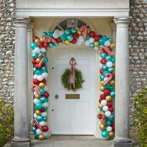 Ballonnenboog deur Novelty Merry Everything Ginger Ray