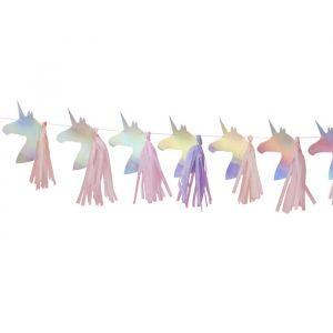 Slinger Unicorn met tassels Make A Wish Unicorn Ginger Ray