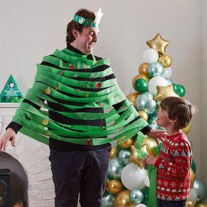 Dress up spel kerstboom Ginger Ray