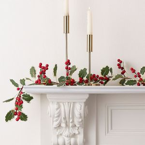 Slinger kersttak Traditional Touches Ginger Ray