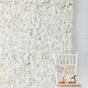 Muurdecoratie bloemen Gold Wedding Ginger Ray