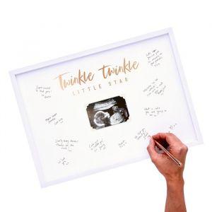 Alternatief gastenboek fotolijst Twinkle Twinkle Ginger Ray
