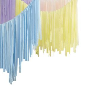Streamers pastel Mix it Up Pastel Ginger Ray