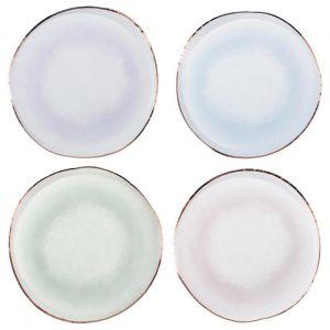 Bordjes Glaze Effect Mix it Up Pastel (8st) Ginger Ray