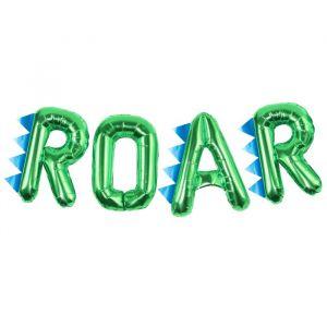 Folieballon ROAR Roarsome Ginger Ray
