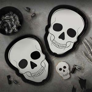 Borden Skull Fright Night (8st) Ginger Ray