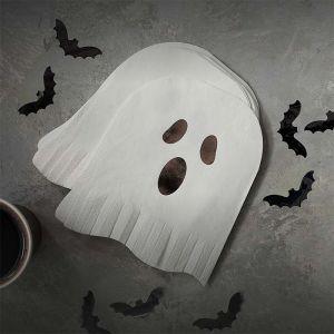 Servetten Ghost Fright Night (16st) Ginger Ray