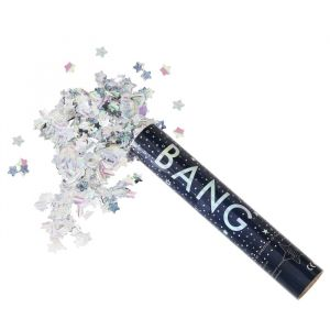 Confettikanon Bang sterren iridescent Star Gazer Ginger Ray