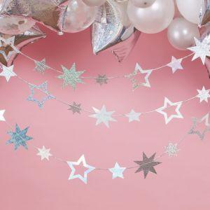 Slinger sterren iridescent glitter Star Gazer Ginger Ray