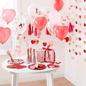Tasselslinger mixed rosé en roze Ginger Ray