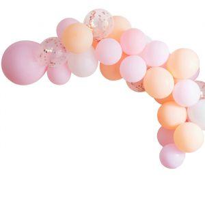 Ballonnenboog Blush Ginger Ray