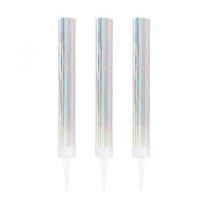 Taartfonteinen iridescent Mix It Up (3st) Ginger Ray