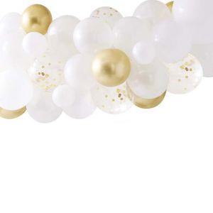 Ballonnenboog Goud Chroom Ginger Ray