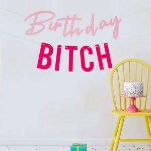 Slinger birthday bitch Ginger Ray