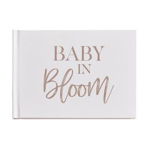 Babyshower gastenboek Baby in Bloom Ginger Ray