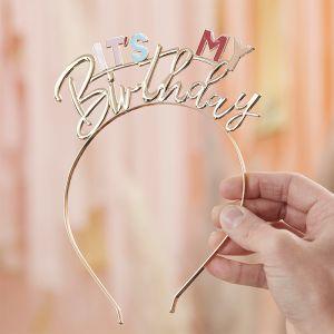 Diadeem It's my Birthday Happy Everything Ginger Ray