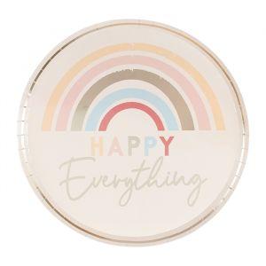 Bordjes Happy Everything (8st) Ginger Ray