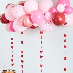 Ballonnenboog Hearts Ginger Ray