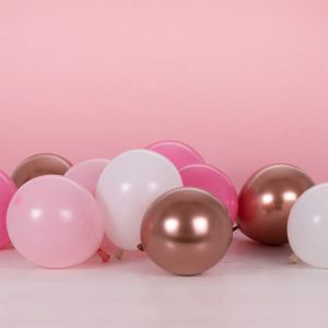 Ballonnen set blush mix Mix it up Rose Gold (40st)