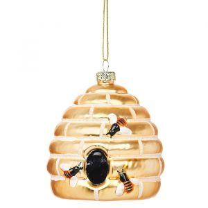 Kersthanger bijenkorf Sass & Belle