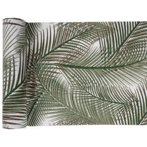 Tafelloper tropische bladeren