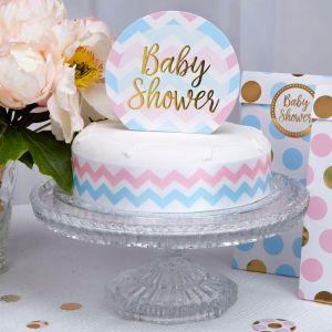 Taarttopper Babyshower Pattern Works