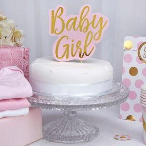 Taarttopper Baby Girl Pattern Works