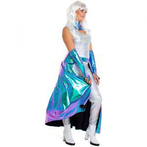Space Warrior kostuum dames