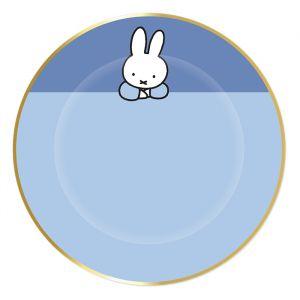 Borden Nijntje blauw (8st)