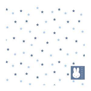 Servetten Nijntje sterretjes blauw (20st)