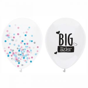 Ballonnen Big Sister 40cm (2st)