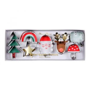 Koekjes uitstekers Kerst (7st) Meri Meri