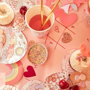 Bekertjes Valentine Doodle (8st) Meri Meri