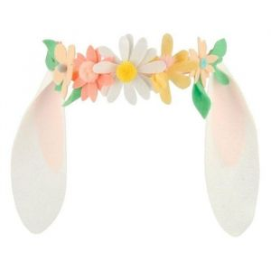 Hoofdband Floral Bunny oren Meri Meri