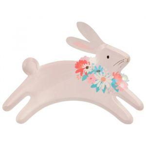Bordjes Leaping Spring Bunny (8st) Meri Meri