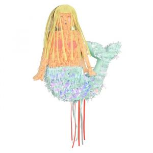 Mermaid pinata Let's be Mermaids Meri Meri