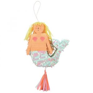 Mini Mermaid pinata Let's be Mermaids Meri Meri
