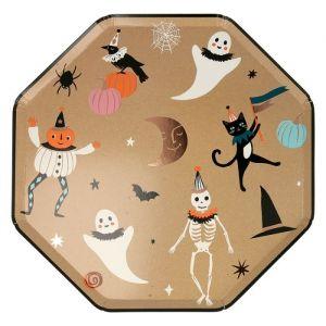 Borden Vintage Halloween (8st) Meri Meri